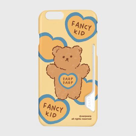Fancy kid-ivory(카드수납케이스)
