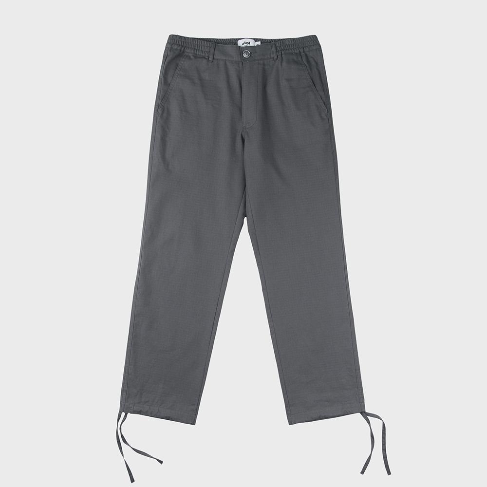 [크러쉬 착용] Ripstop Pants / Grey
