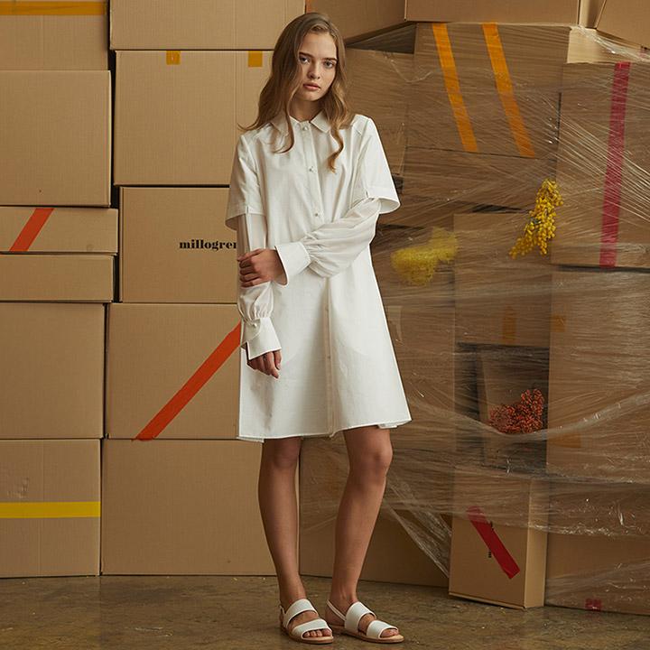 Orsay Dress_WHITE