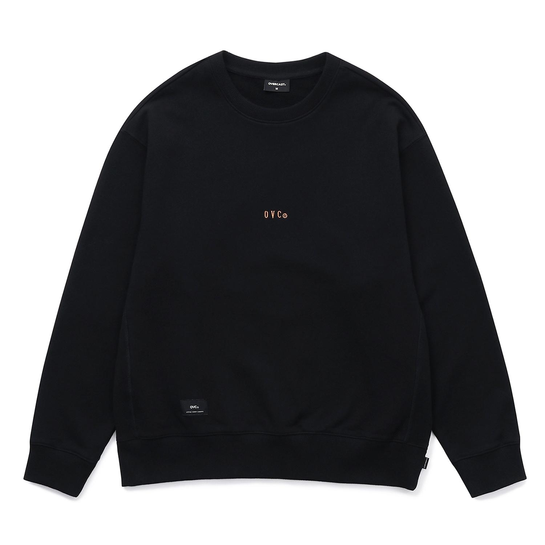 [단독 40%세일] OVC Standard Sweatshirt(BLACK)
