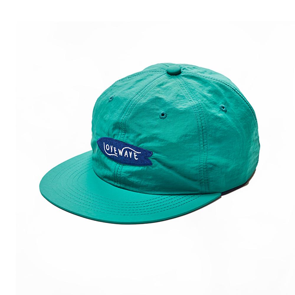 [리퍼브/스크래치] LOVEWAVE fish board cap (green)