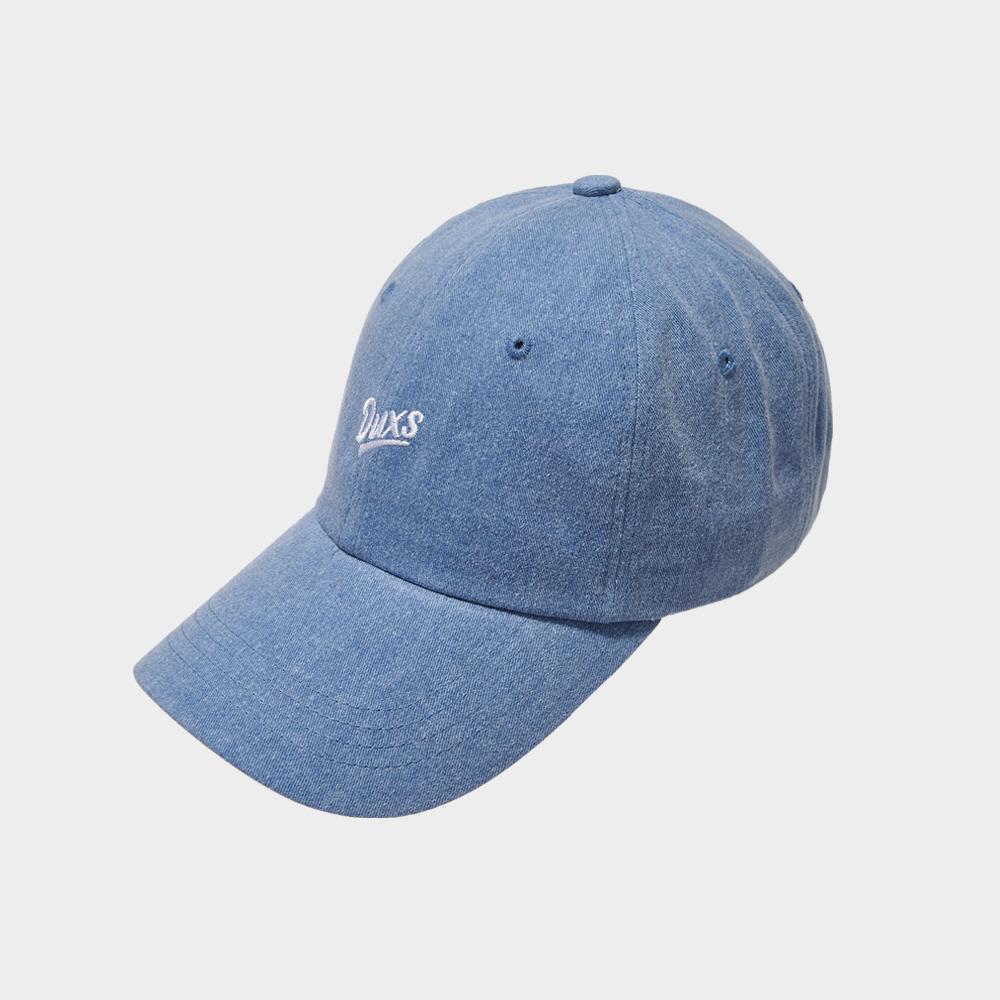 베이직 볼캡 블루