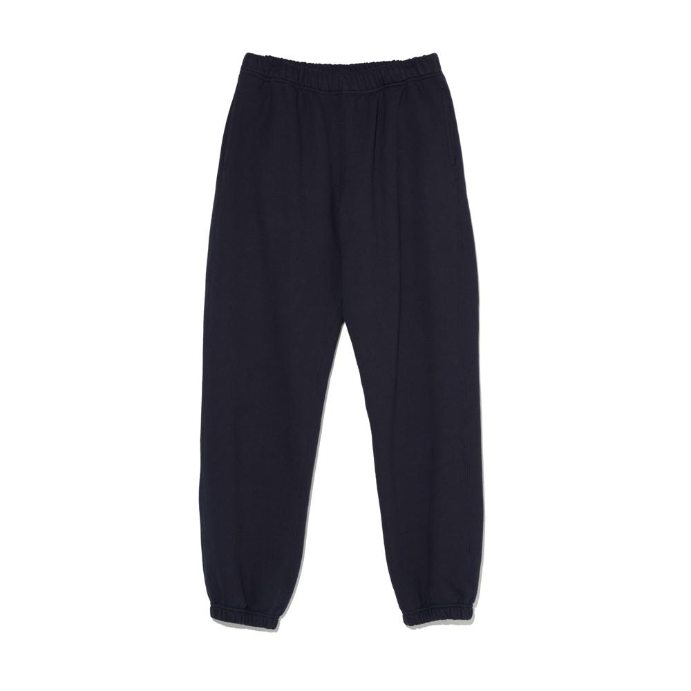 Cotton Sweat Pants (Navy)