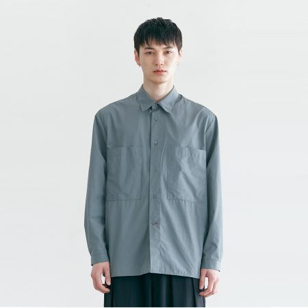 Pc Relaxed Shirts_Forest Green