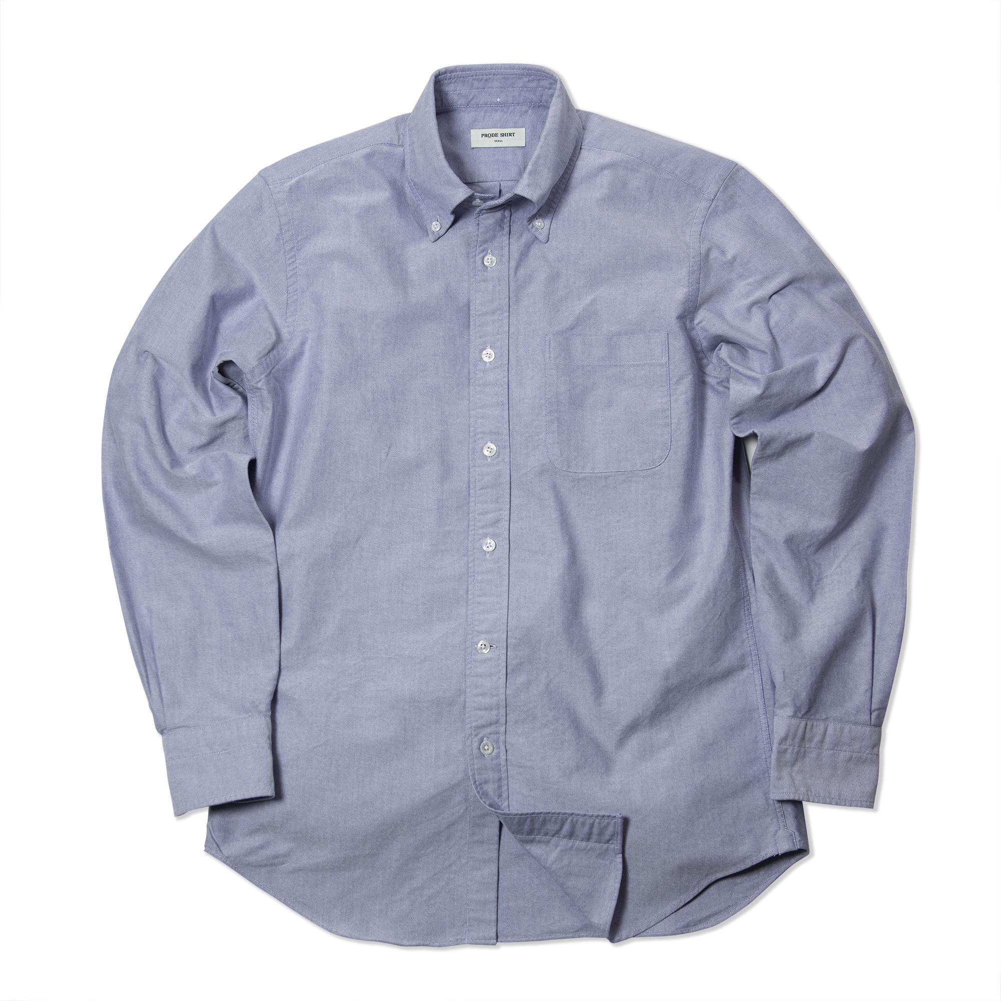 D-300 Oxford Shirt (NY)