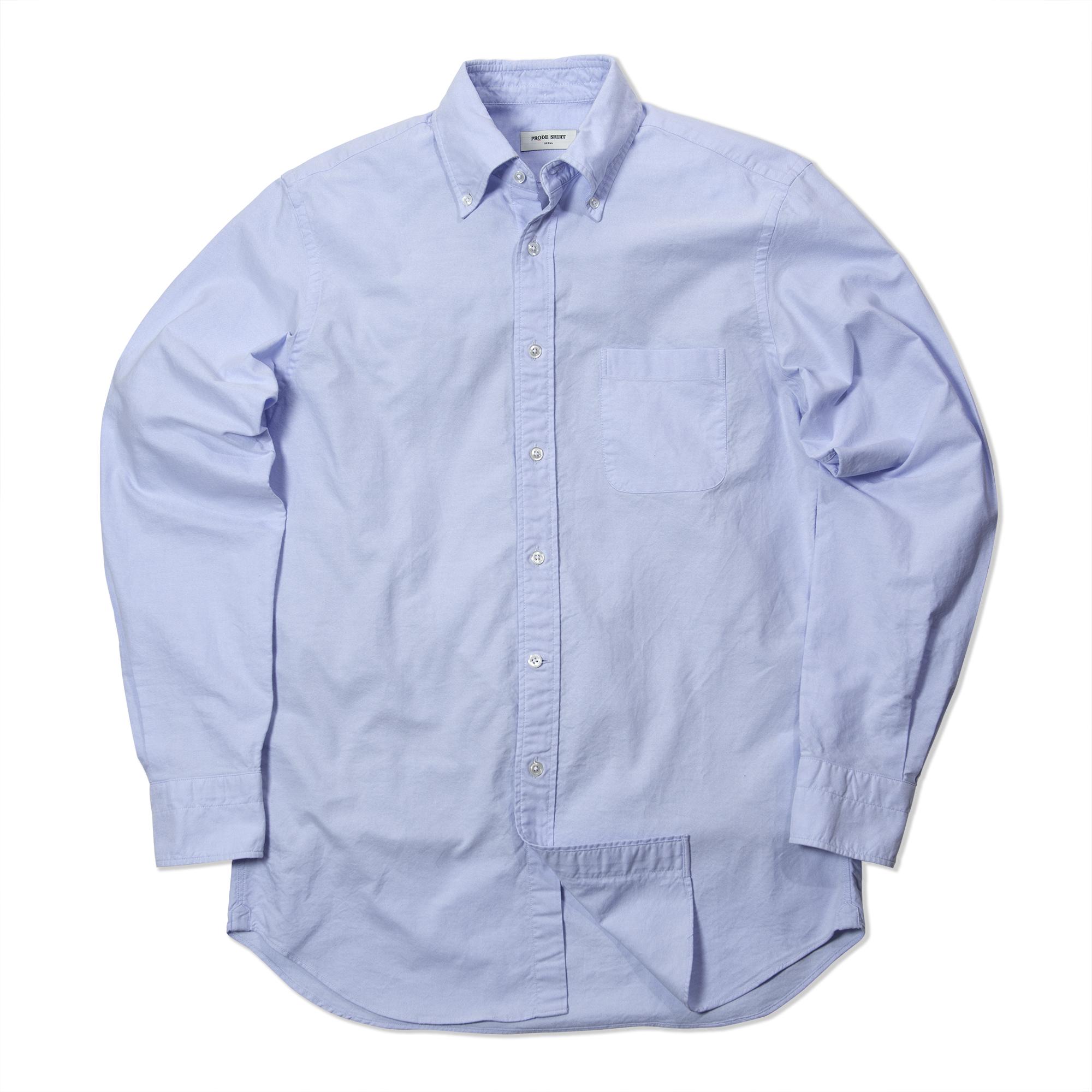 D-300 Oxford Shirt (BL)