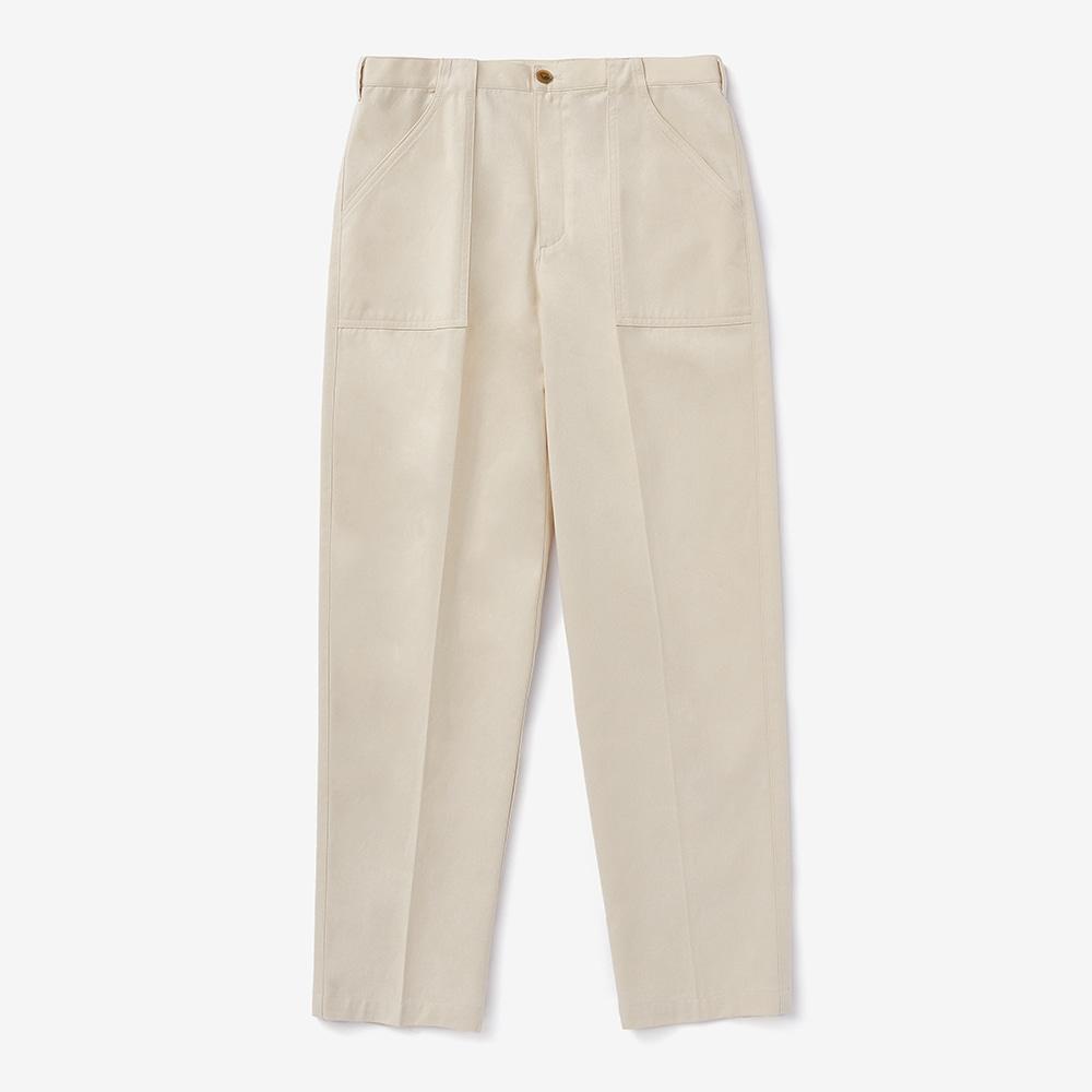 Chadprom Fatigue pants- ivory