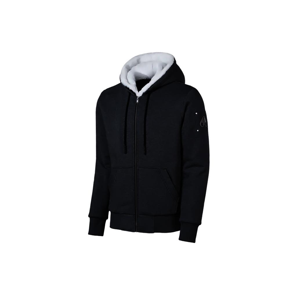 무스너클 버니 스웨터 맨즈 후디 / MK8600MS-BK