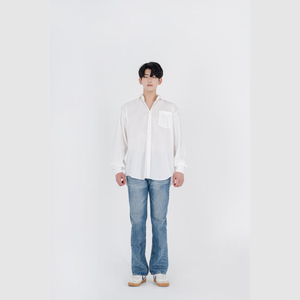 Warm white Lily shirts 2020 A/W