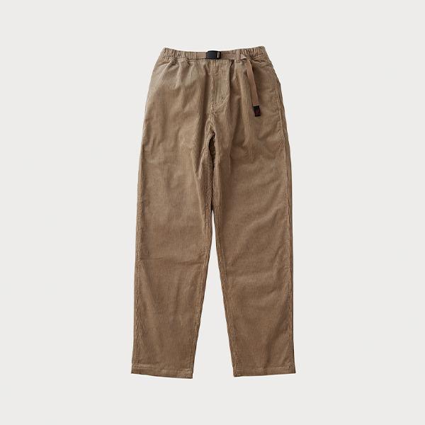 CORDUROY GRAMICCI PANTS BEIGE