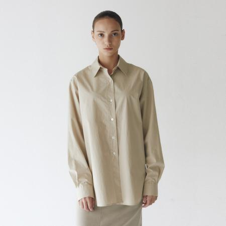 20FW Cotton shirts / Beige