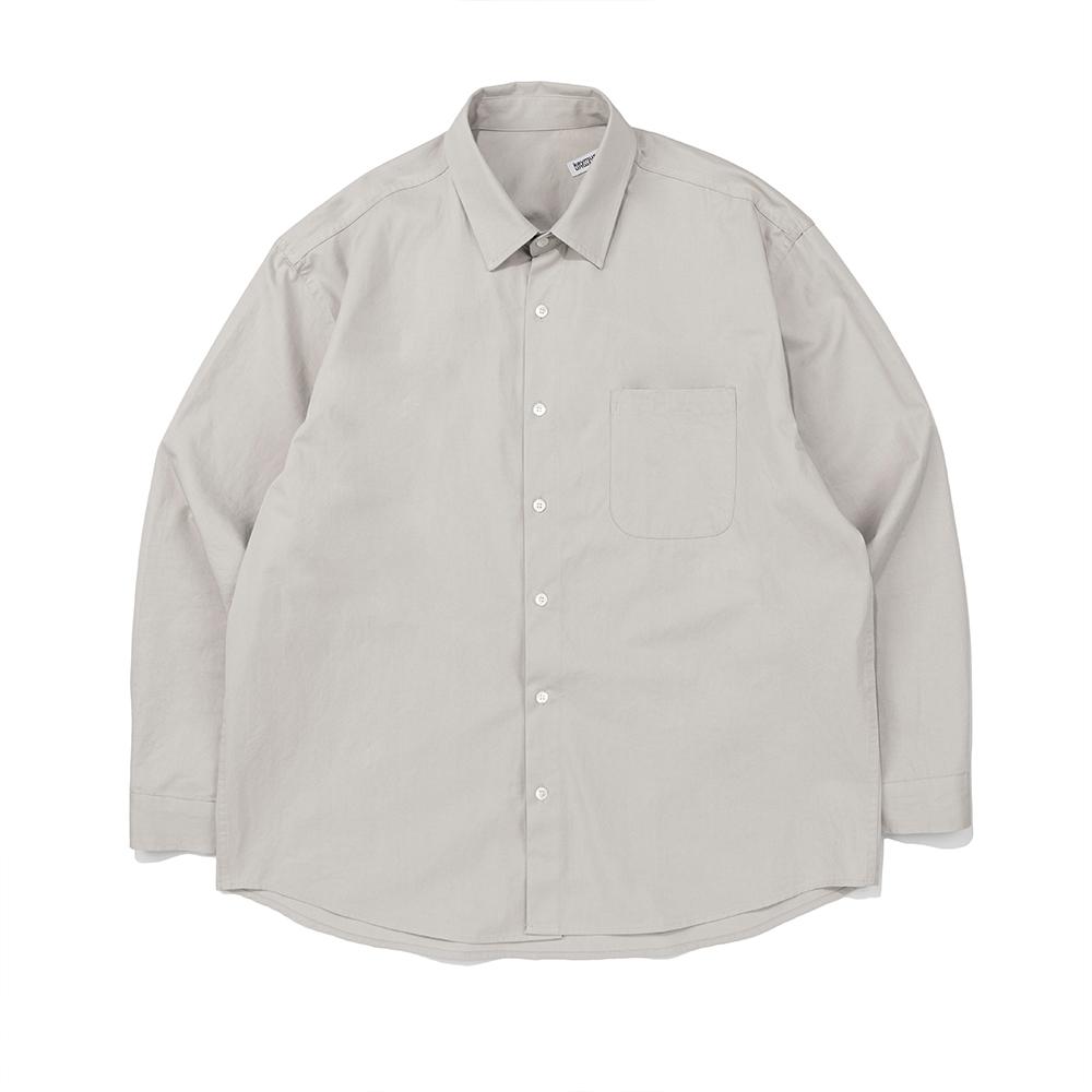 세이프티 데일리 셔츠 (샤토 그레이)