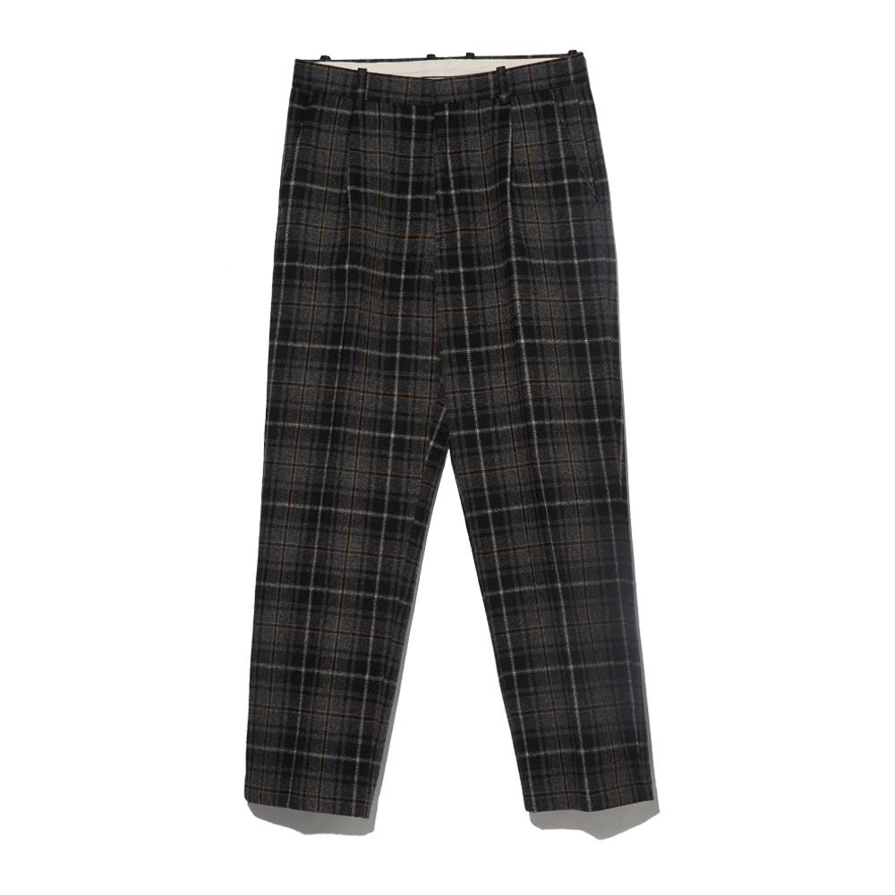 Wool Check Pants(Tartan Check)
