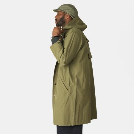 Dublin Intercross Monkey Coat Olive 인터크로스 몽키 코트