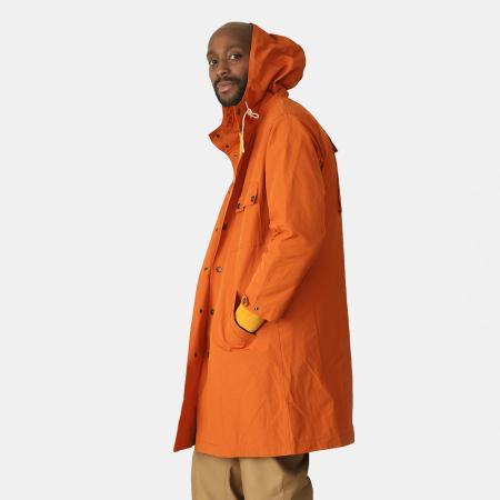 Dublin Intercross Monkey Coat Orange 인터크로스 몽키 코트