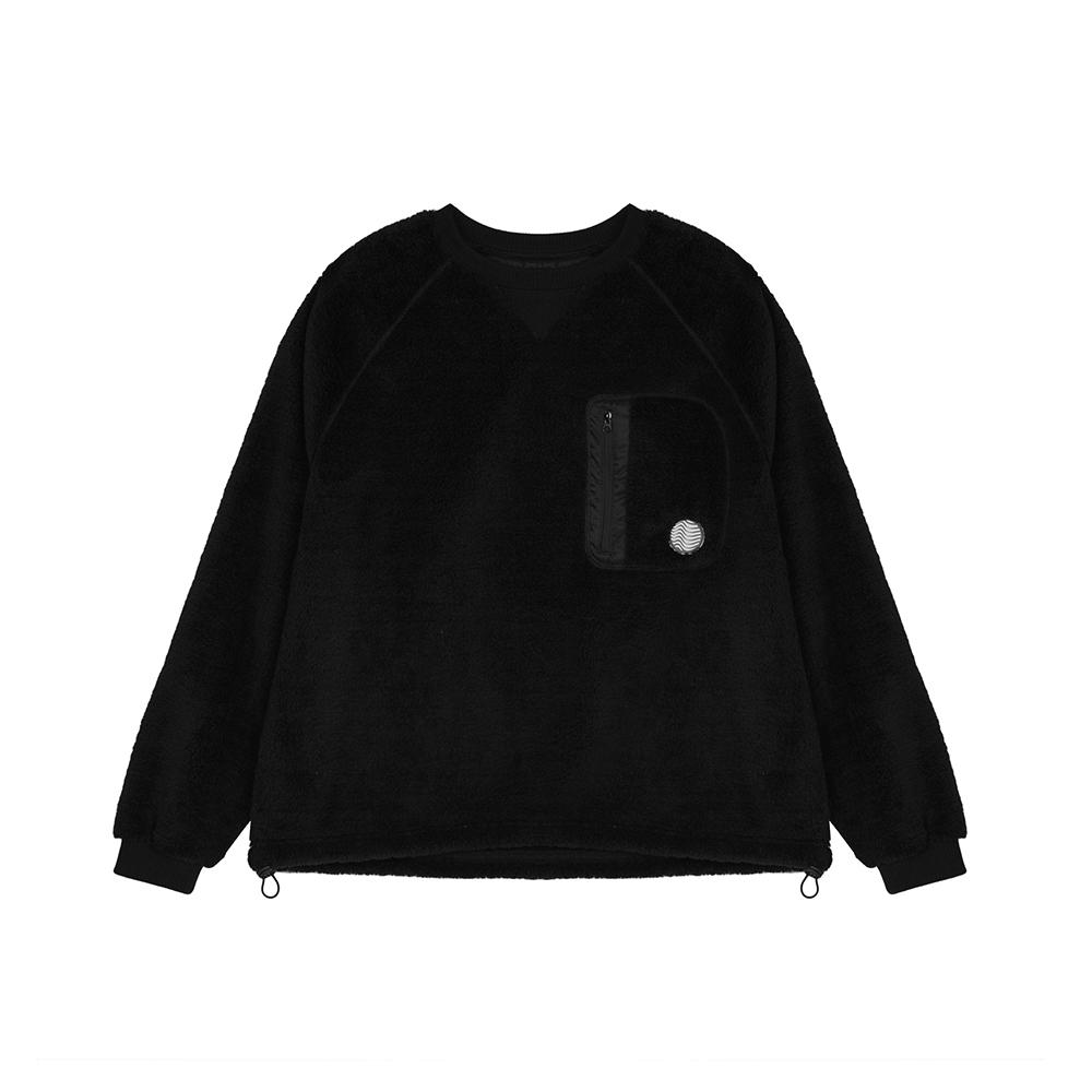 [warm fleece MTM] 웜후리스 맨투맨
