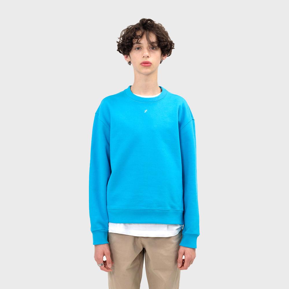 [리퍼브/B급재고]Logo Sweatshirt (SKYBLUE)