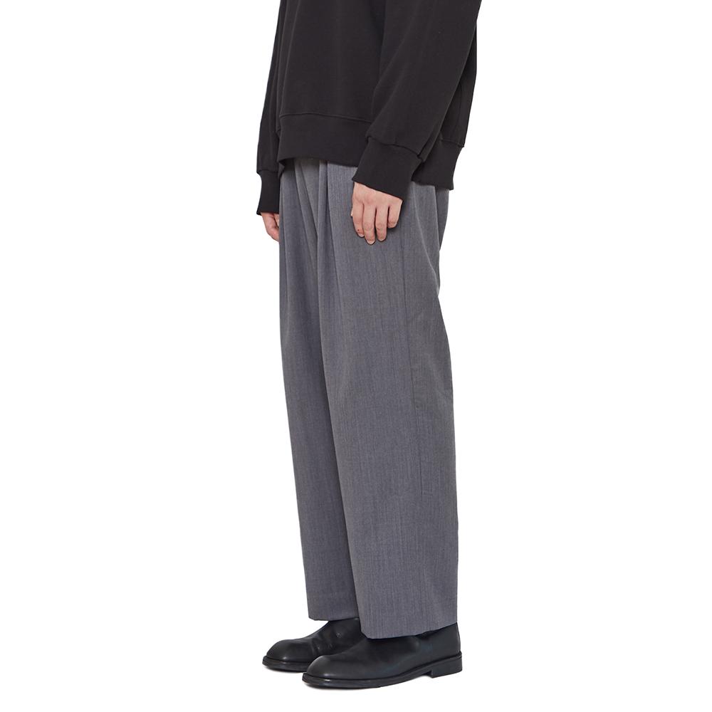 Wool flaeats slacks grey