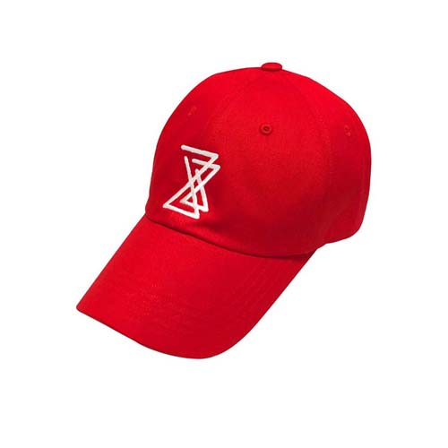 DAY BALL CAP - RED