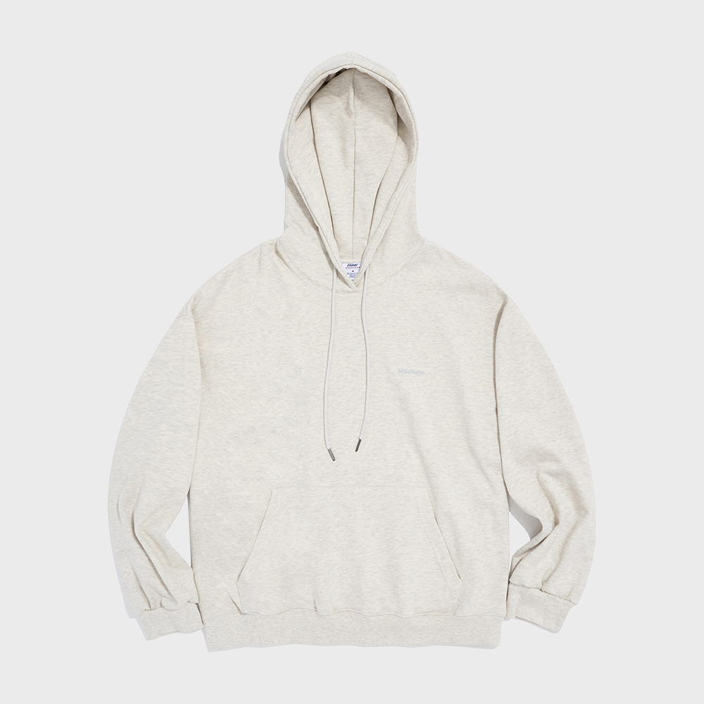 DURABLE TRAINING HOODY - OATMEAL
