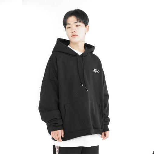 [나이쇼] Circle Logo hooded T-shirts