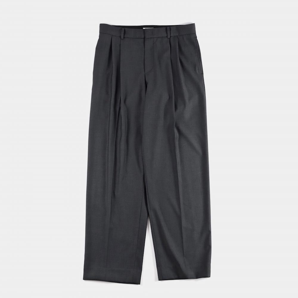 [SlickandEasy] Lyon Pants Charcoal