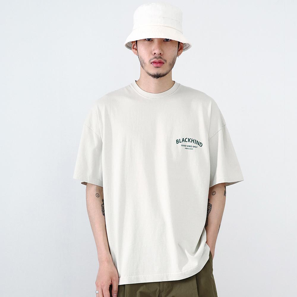 Small Logo T-shirt -Sand-
