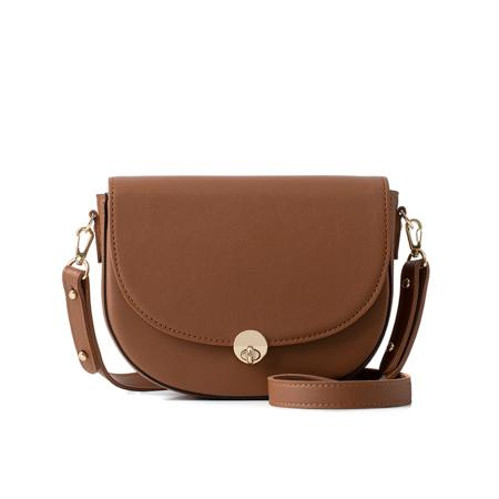 sepium bag (brown) - D1032BR