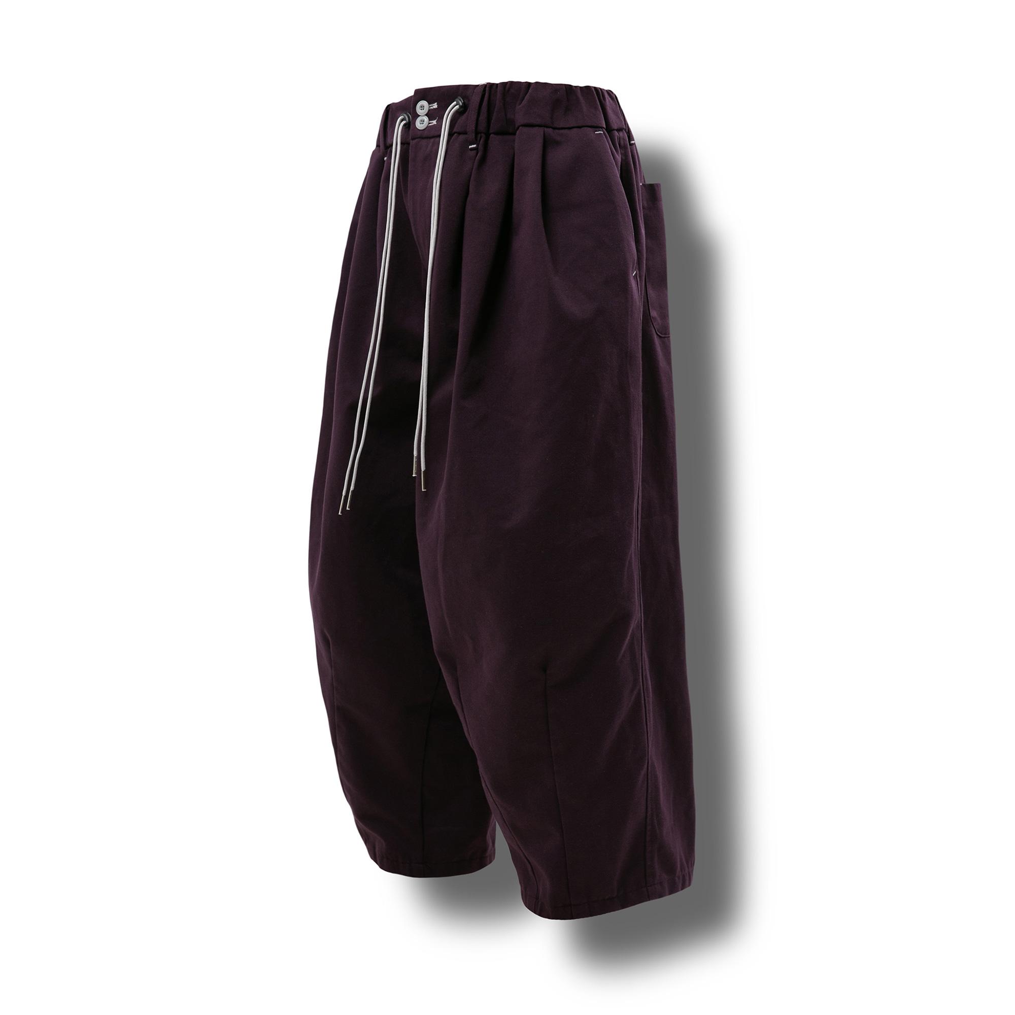 에스닉 벌룬 팬츠 - Purple