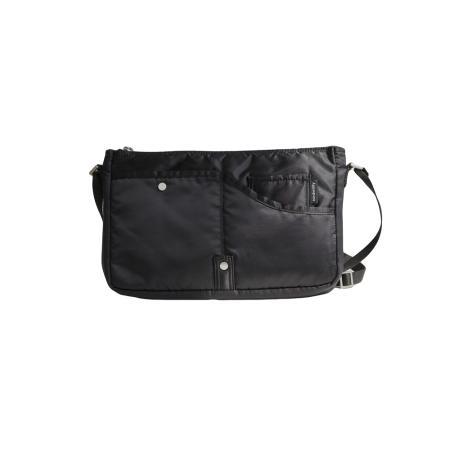 Signature mini bag Black