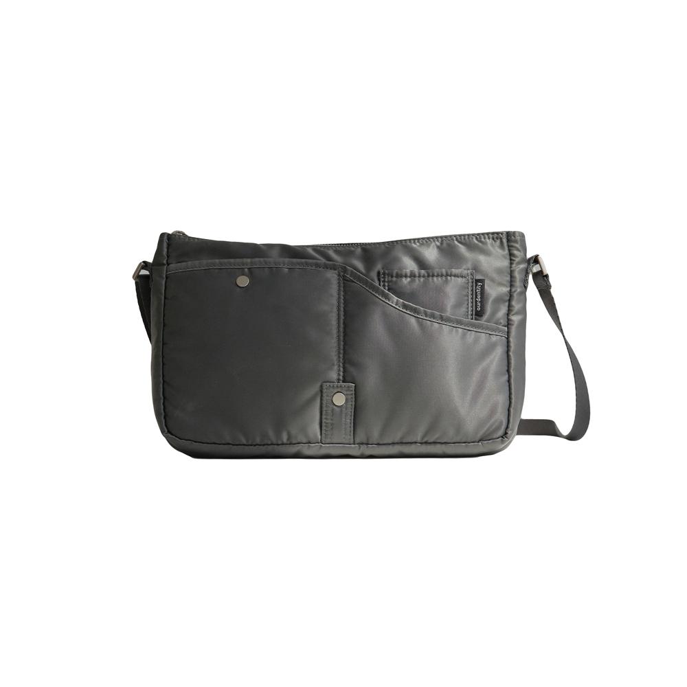 Signature mini bag Dark grey
