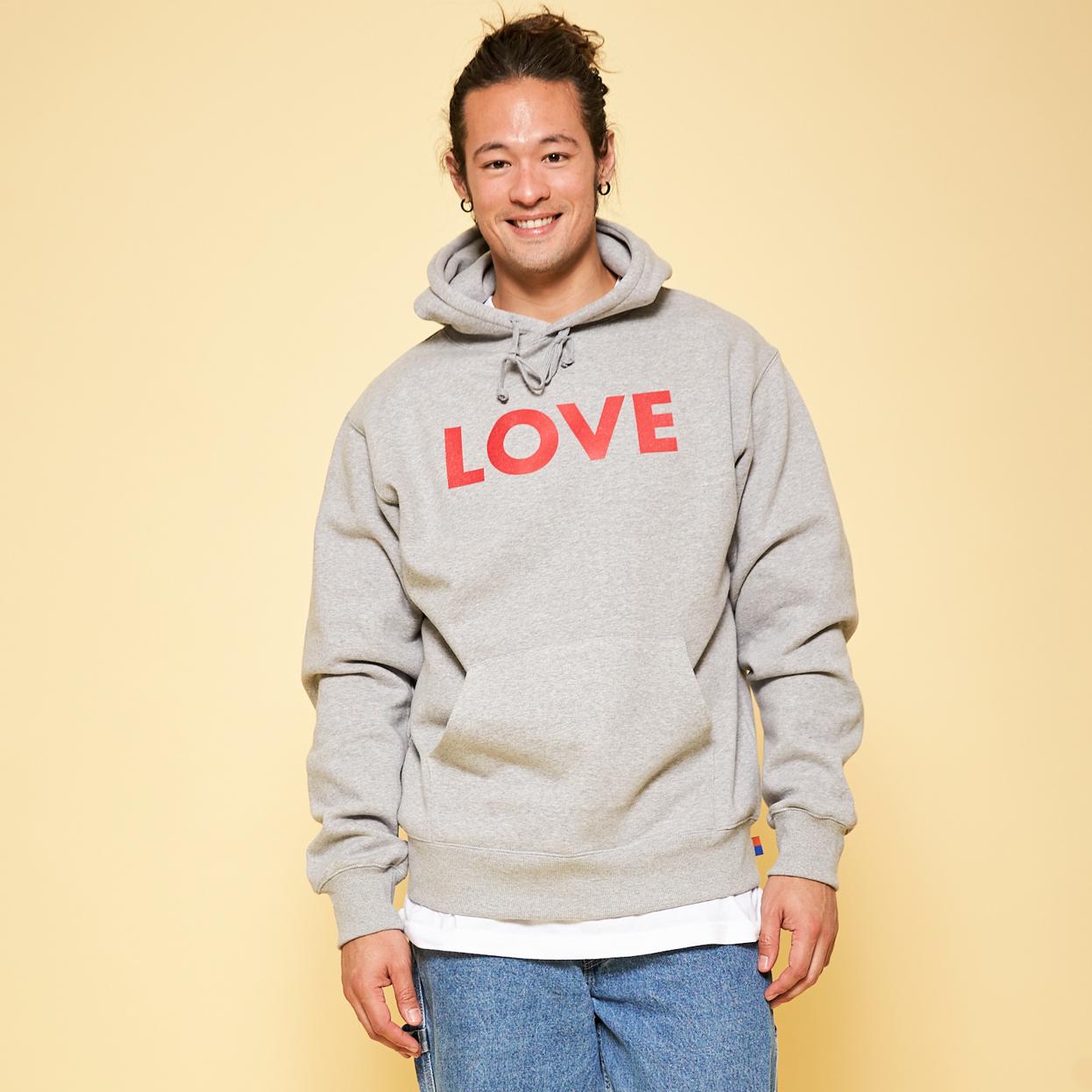 LOVE Hoodie (3color)