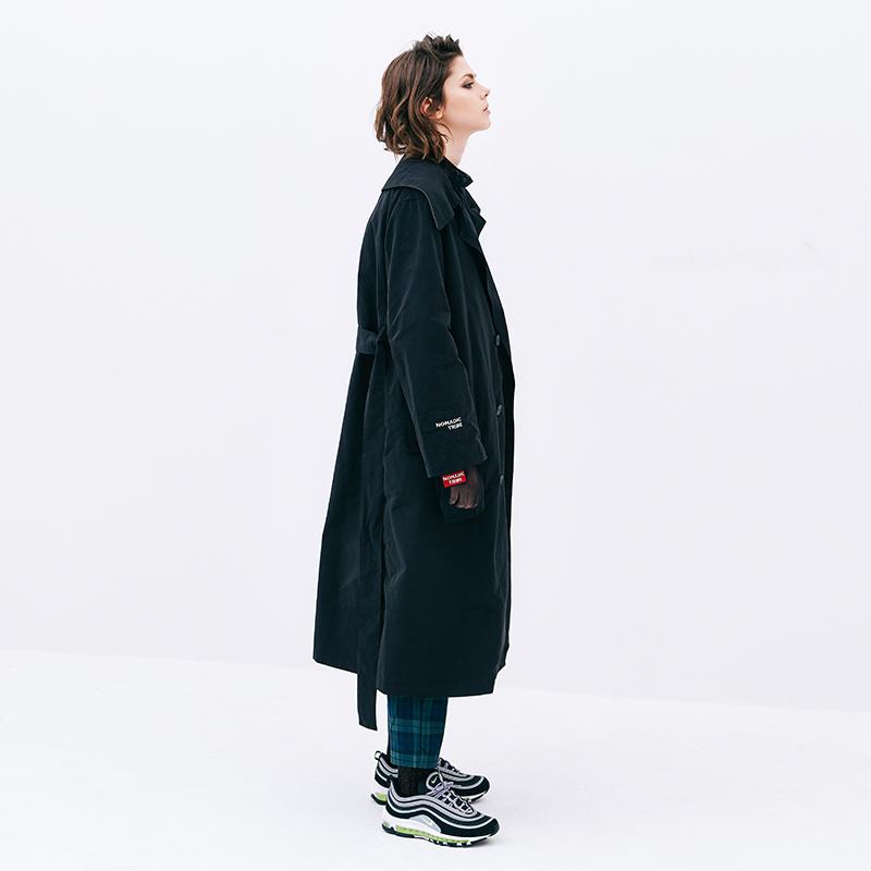 [엔오티] NOT TRENCH COAT