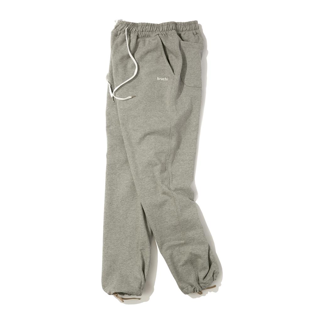 Logo Sweat Pants (Grey)