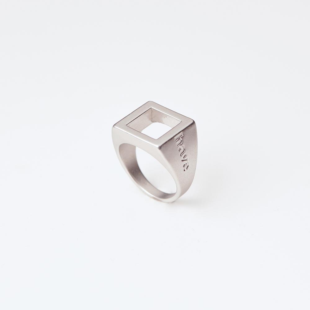 [해브낫해브] Window ring