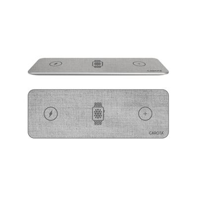[CAROTA] TRIPLE QUICK WIRELESS CHARGING PAD 급속 무선 충전 패드